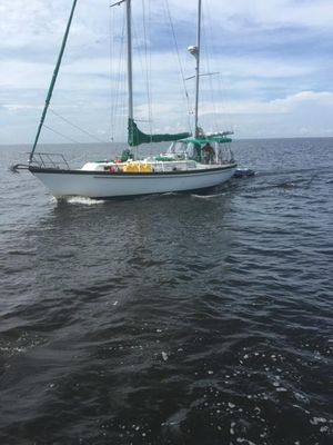 Used Pearson 365 Sloop Sailboat For Sale