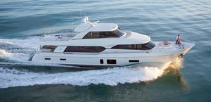 New Ocean Alexander Skylounge MY Motor Yacht For Sale
