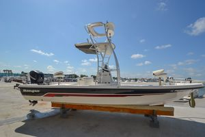 Used Ranger 2400 Bay W/ Tower Center Console Fishing Boat For Sale