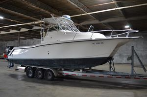 Used Pro Sports 28 Power Cat Power Catamaran Boat For Sale