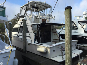 Used Luhrs 40 Convertible Sportfish Sports Fishing Boat For Sale
