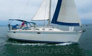 Used Catalina 320 Other Sailboat For Sale
