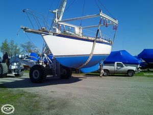 Used Endeavour 37 Sail Plan-C Tall Rig Sloop Sailboat For Sale