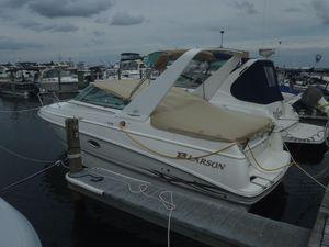 Used Larson 270 Cabrio Cruiser Boat For Sale