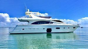 Used Ferretti Yachts 750 Motor Yacht For Sale