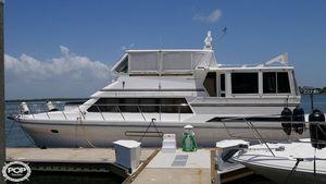 Used Novatec 57 Aft Cabin Boat For Sale