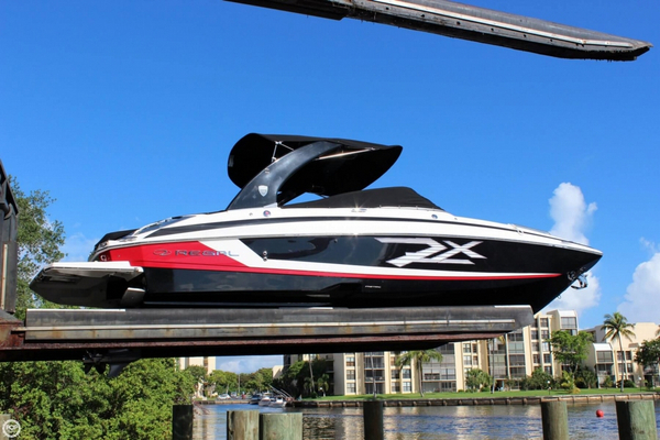 Used Regal 27 FasDeck RX Bowrider Boat For Sale