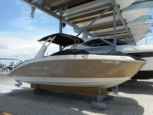 Used Sea Ray 270 Sundeck OB Bowrider Boat For Sale