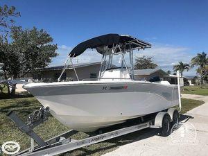 Used Sea Fox 209 Commander Center Console Fishing Boat For Sale