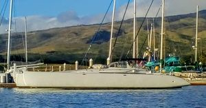 Used Hughes Perry Custom Trimaran Sailboat For Sale