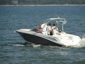 Used Sea Ray 250 Select EX Bowrider Boat For Sale
