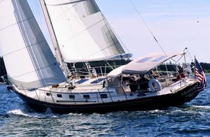 Used Morris Ocean Series Cruiser Sailboat For Sale