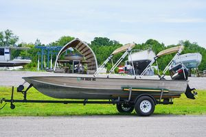 Used Starcraft 170V Freshwater Fishing Boat For Sale