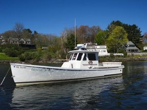 Used Young Brothers Lobster/tuna Vessel Commercial Boat For Sale