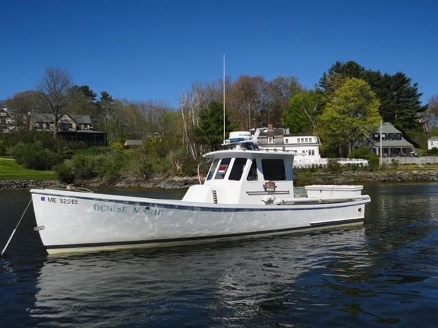 1999 Used Young Brothers Lobster/tuna Vessel Commercial Boat