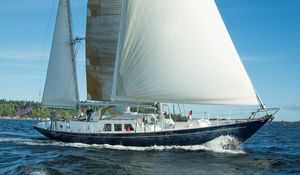 Used Sparkman & Stephens Custom Cruiser Sailboat For Sale