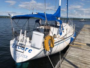 Used Hunter 37 Cruiser Sailboat For Sale