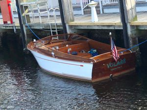 Used Antique Schweizer Runabout Other Boat For Sale
