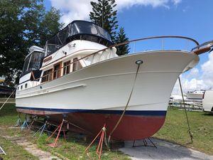 Used Albin 43 Sundeck Cruiser Boat For Sale