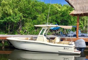 Used Scout 245 XSF Center Console Fishing Boat For Sale