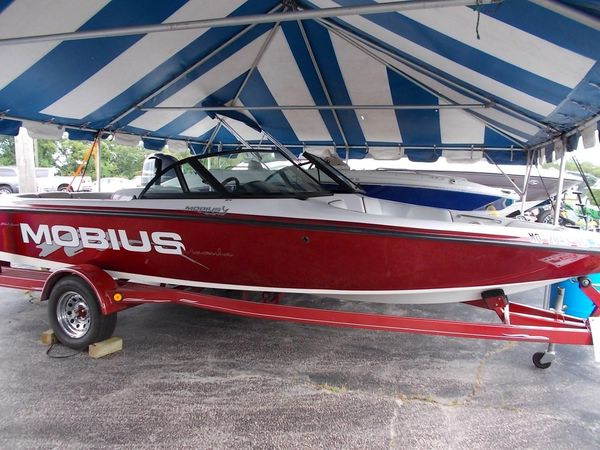 Used Moomba Mobius Other Boat For Sale