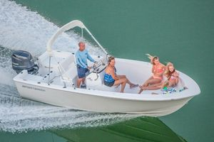 Used Sportsman Island Reef 19 Center Console Center Console Fishing Boat For Sale