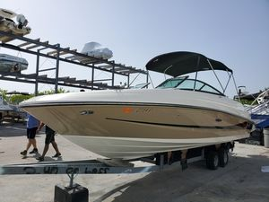 Used Sea Ray 240 Sdx-ob Other Boat For Sale
