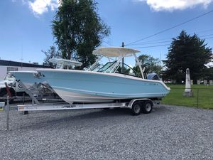 New Cobia 240 DC Cruiser Boat For Sale