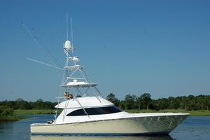 New Viking 52 Convertible Fishing Boat For Sale