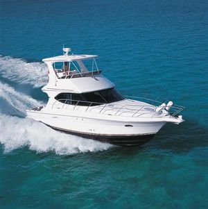Used Silverton 38 Convertible Sports Fishing Boat For Sale