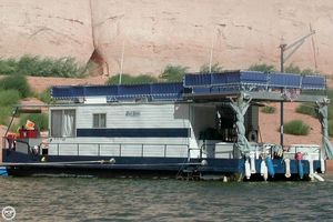 Used Boatel 43 House Boat For Sale