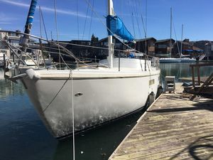 Used Coronado 35 Sloop Sailboat For Sale