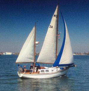 Used Mariner 31 Ketch Sailboat For Sale