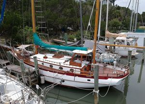 Used Ta Chiao CT-42 Mermaid Ketch Sailboat For Sale