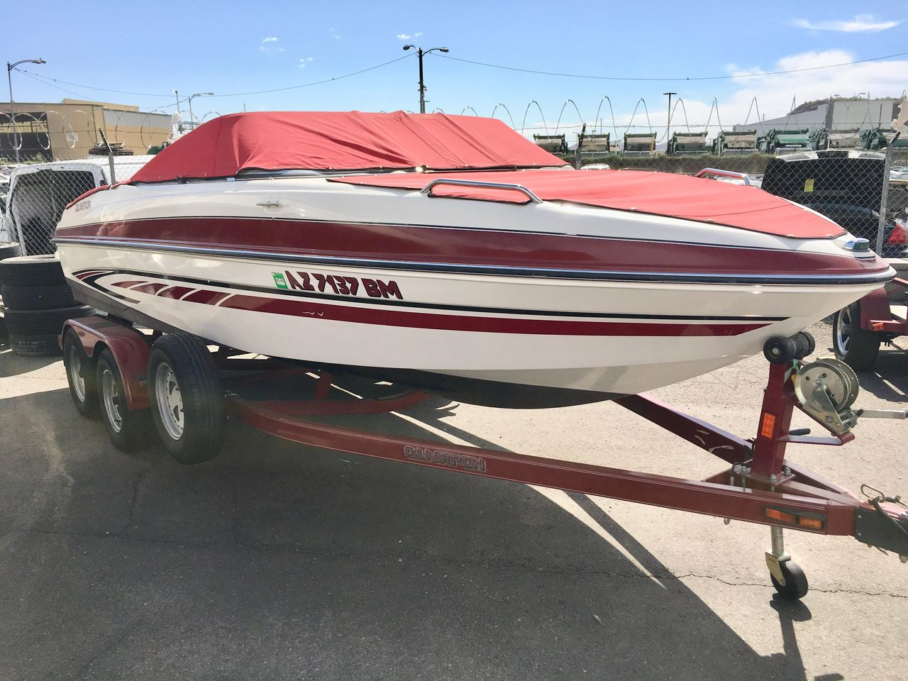 2007 Used Glastron GT 205 Bowrider Boat For Sale - $13,925