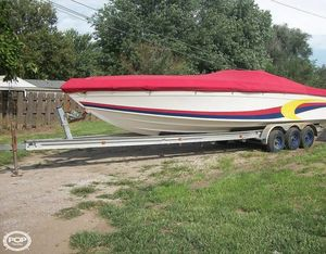 Used Baja Magnum 32 High Performance Boat For Sale