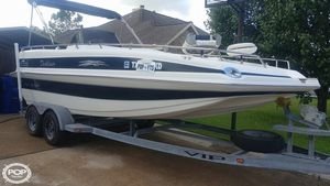 Used Vip DL 222 SC Deck Boat For Sale