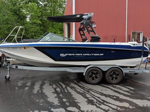 Used Nautique Super Air Nautique GS22 High Performance Boat For Sale