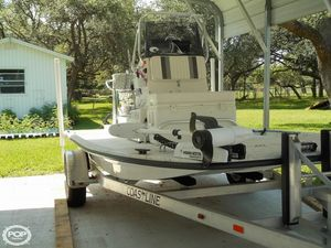 Used Freedom Craft Chiquita Flats Bay Boat For Sale