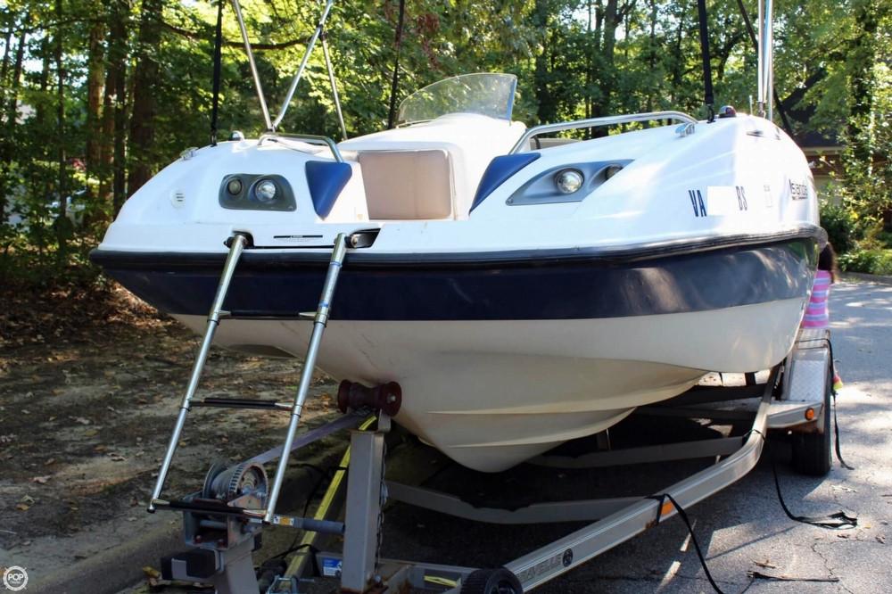 2001 Used Sea-Doo Islandia Jet Boat For Sale - $13,500 ...