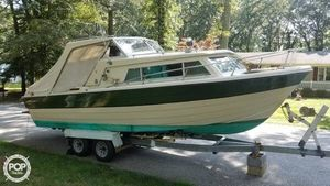 Used Cruisers Yachts 257 Bar Harbor Express Cruiser Boat For Sale