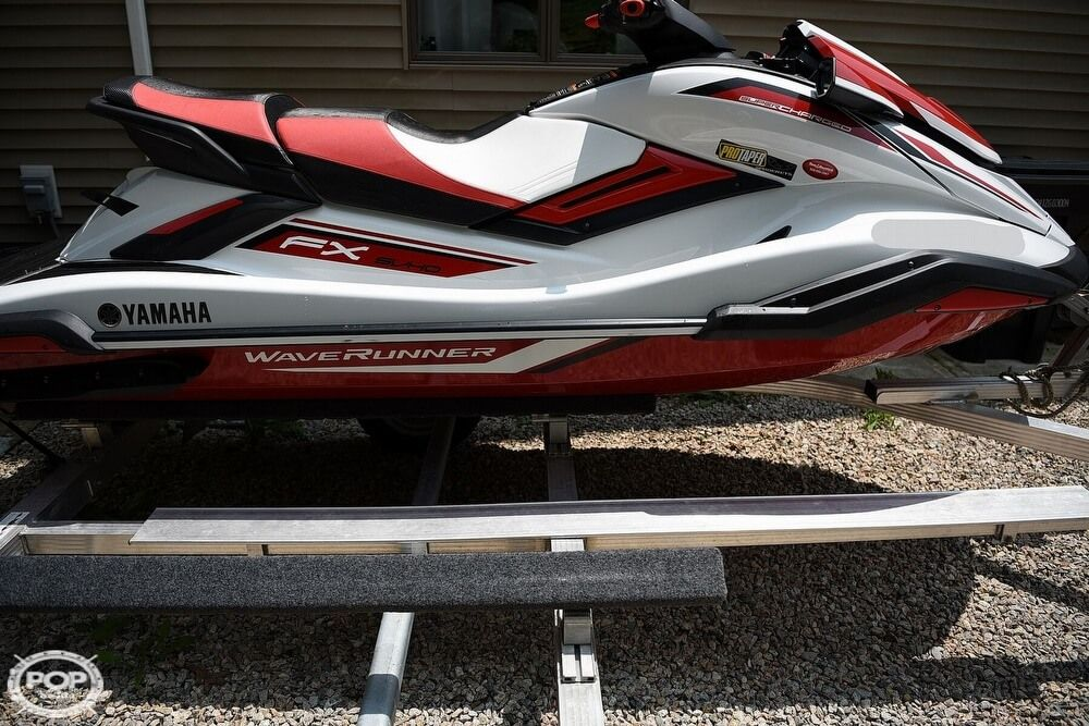 2019 Used Yamaha FX SVHO 1800 Personal Watercraft For Sale - $31,200