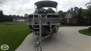 Used South Bay 524CRE Pontoon Boat For Sale