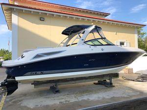 Used Sea Ray 300slx Bowrider Boat For Sale