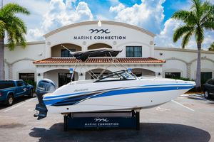 New Hurricane 217 Sundeck OB Center Console Fishing Boat For Sale