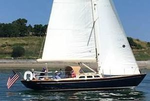 Used Morris M36 Daysailer Sailboat For Sale