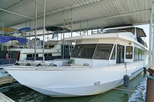 Used Stardust Cruisers 70' X 16' Widebody House Boat For Sale