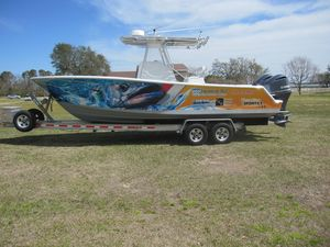 Used Onslow Bay 2015 Engines Center Console Fishing Boat For Sale