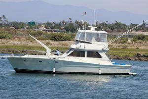 Used Viking 46 Convertible Fishing Boat For Sale