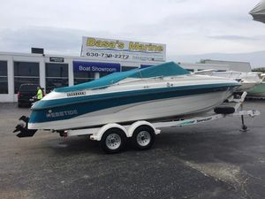 Used Ebbtide 230 Grand Sport Cuddy Cabin Boat For Sale